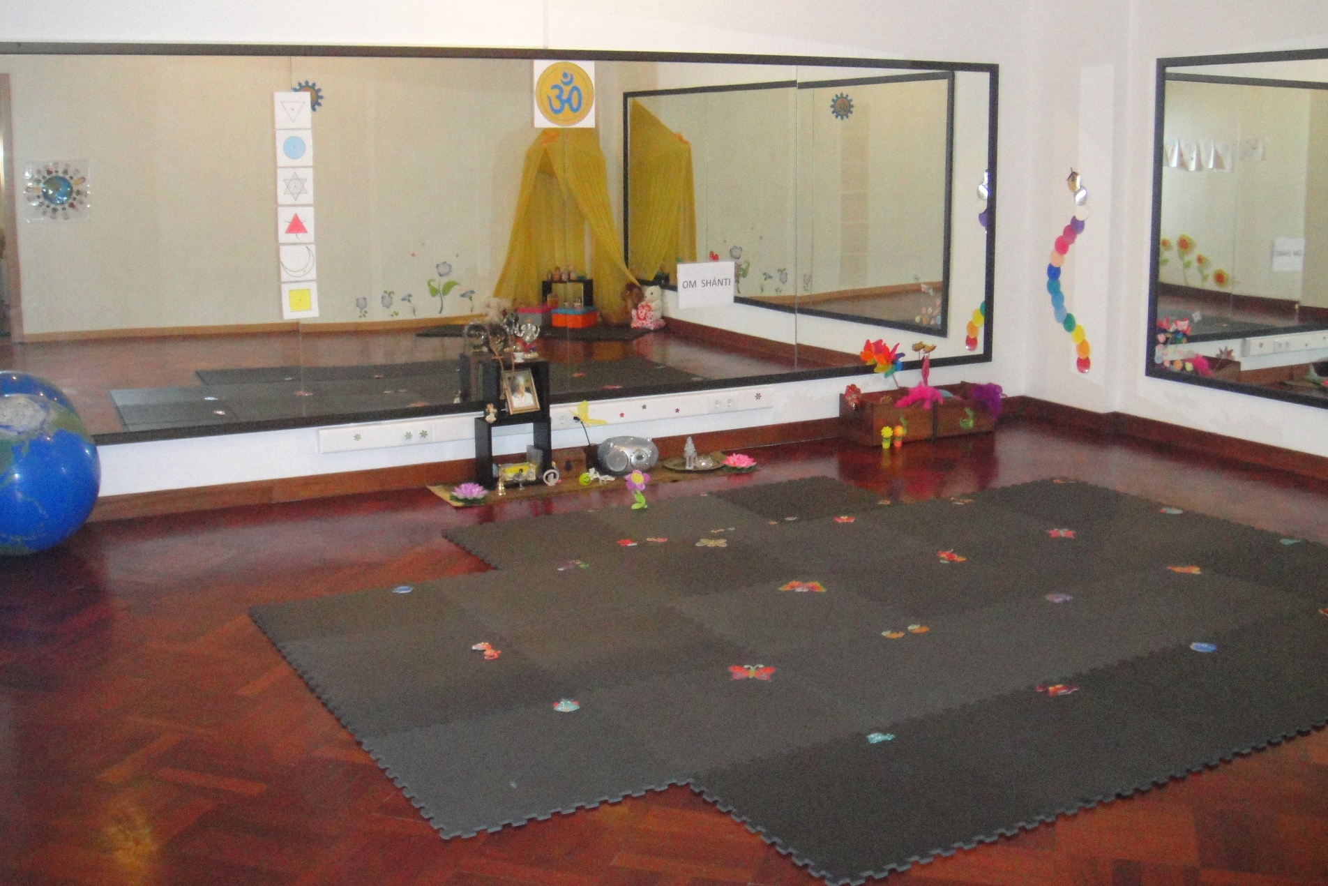 Sala de Prática - Crianças