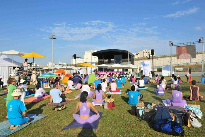 International Day of Yoga - IDY / Dia Internacional do Yoga - 2015 - Lisboa