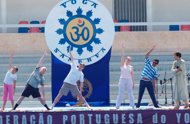 Yoga for Blind People - Partnership ACAPO / Portuguese Yoga Confederation