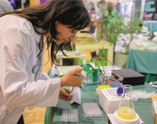 Direção do Departamento Científico e de Pesquisa