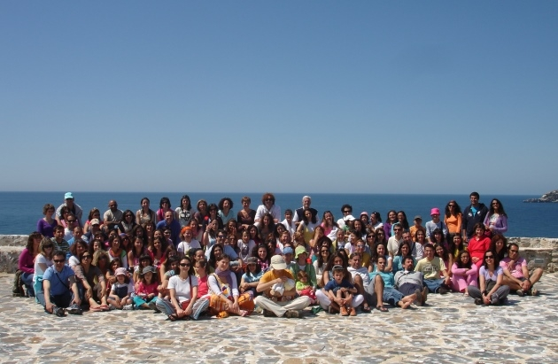3ème Rencontre Ibérique du Yoga - 2009 - Málaga, Almuñécar, Espagne
