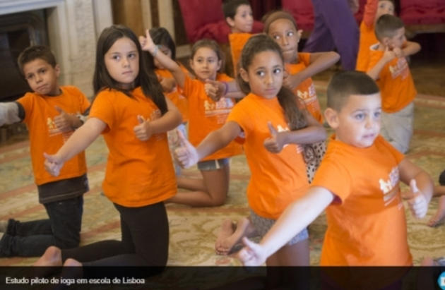 Yoga Piloto Study in a School of Lisboa- Protocol of cooperation between the Lisbon City Hall, the Alto do Lumiar School Grouping and the Portuguese Yoga Confederation
