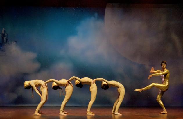 O Céu na Terra - Teatro Tivoli BBVA, Lisboa