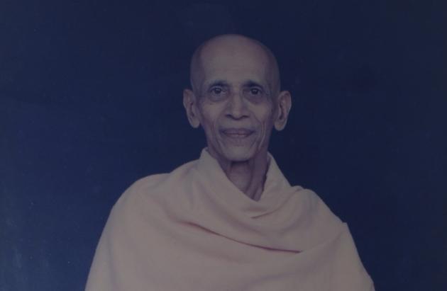 Visit to H.H. Shrí Svámin Chidánanda Sarasvati Mahá Rája