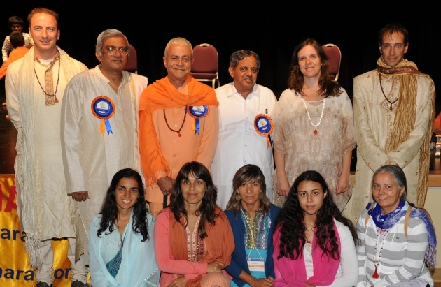 Yoga Sangam, International Yoga Conference - Palo Alto, San Francisco, California - 2012, setiembre