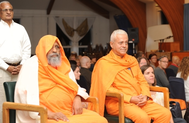 Encontro com H.H. Pujya Svámin Dayánanda Sarasvatí - Svámin Dayánanda Áshrama, Pennsylvania - 2012, Setembro
