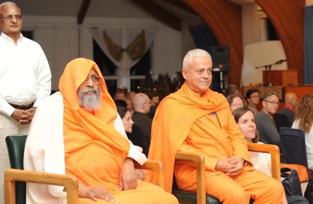 Rencontre avec H.H. Pujya Svāmin Dayānanda Sarasvatī - Svāmin Dayānanda Āshrama, Pennsylvania - 2012, septembre