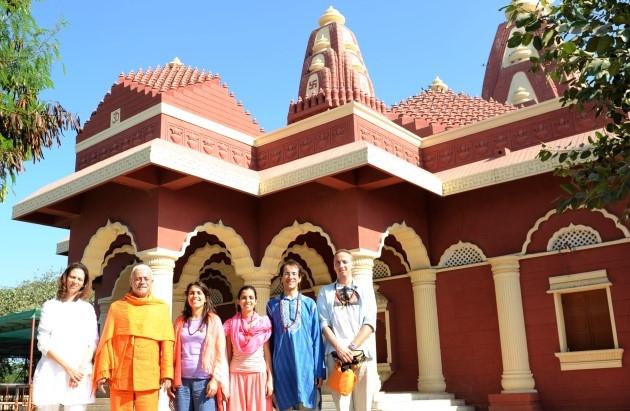 Jyotirlingam de Nageshvar - India, Dváraka - 2012, Decembre