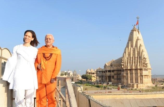 Jyotirlingam de Somnath - Índia, Gujarat - 2012, Dezembro