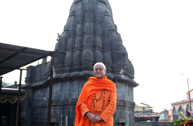 Jyotirlingam de Bhimashankar - Inde, Pune - 2012, décembre