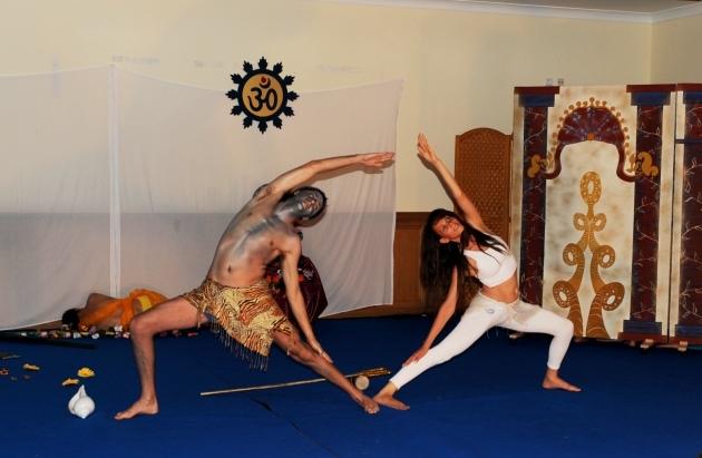 Shiva & Párvatí
