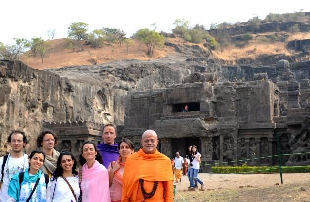 Ajanta & Ellora Caves - India, Maharashtra - 2013, febrero