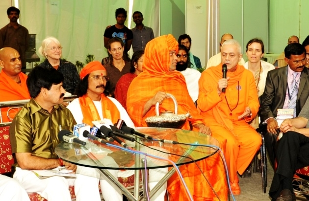 International Conference on Yoga and Naturopathy - Bengaluru, India - 2012, febrero