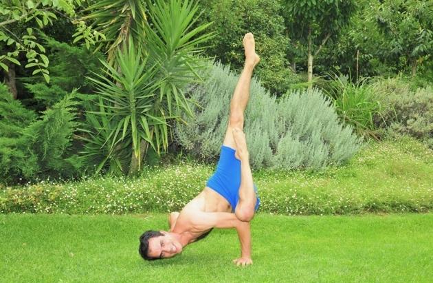 体式-有心理、生理和物理效应的姿势