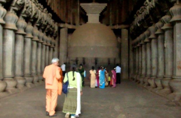 Kárla Caves, Lonavala, Inde - 2009