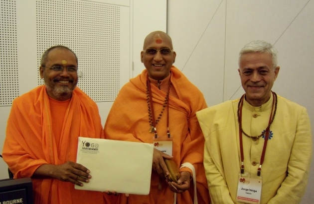 Parliament of the World's Religions 2009 - Melbourne, Austrália - diciembre, 3 a 9