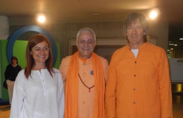 Bienal de Yoga Satsanga 7 - Santander, España - 2012, May