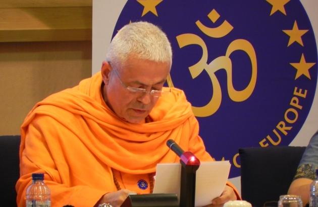 Hindu Forum of Europe - Bélgica - 2012, Março