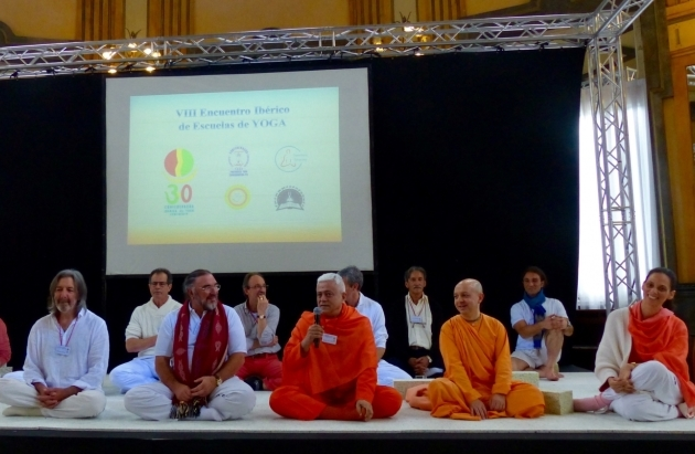 8th Iberian Yoga Meeting - 2015 - Zestoa, Spain