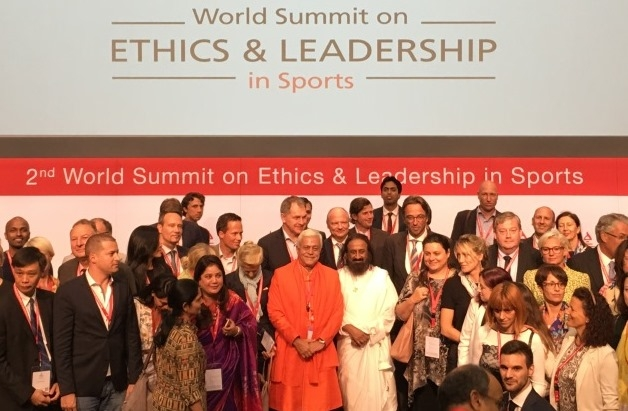 2nd World Summit on Ethics & Leadership in Sports - Sede da FIFA, Zurich, Suiça - 2016, Setembro