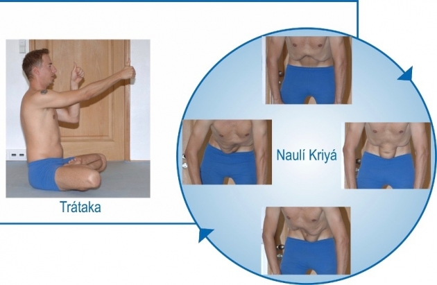 Kriyá - Tonificação e Limpeza Orgânica