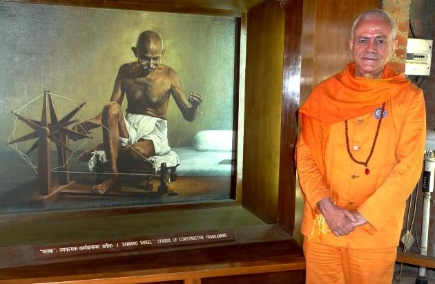Mahátma Gandhi Áshrama, Ahmedabad - 2011