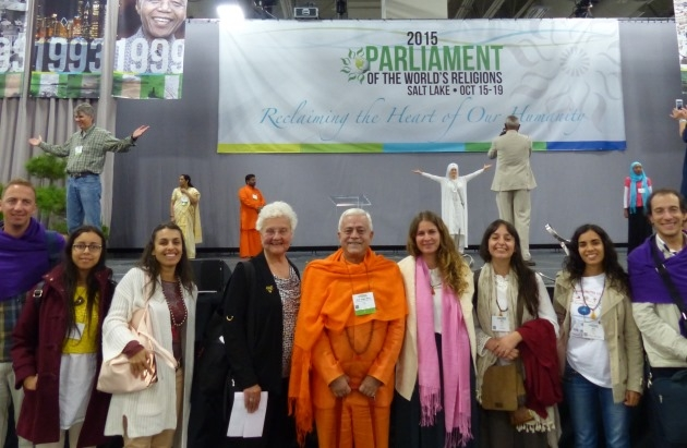 Parliament of the World's Religions 2015 - USA, Salt Lake City - October 14 to 19