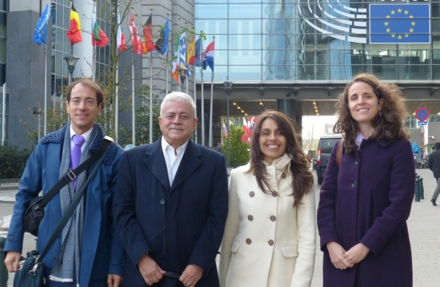 European Parliament of Brussels - 2015, November, 17 to 20