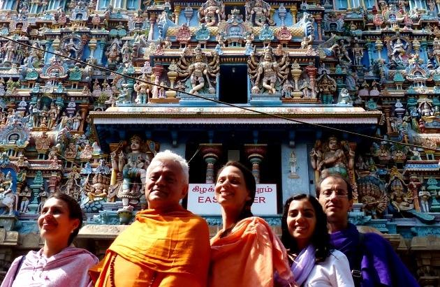Madurai, India - 2016, janvier