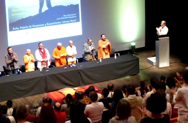 IX  Iberian Yoga Meeting - EIBERYO - III Iberian Yoga Congress 2017, España, Ávila / Madrid (April, 28th to May, 1st)