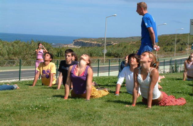 LOL Summercamp - Ericeira - 2009