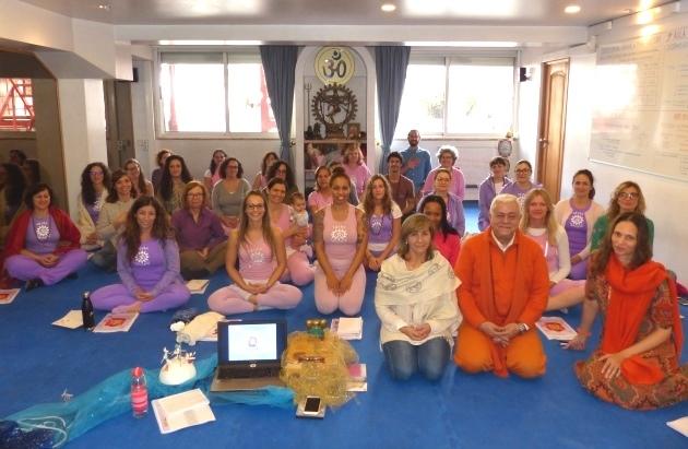 Curso de Especialização do Yoga para Crianças - 2018