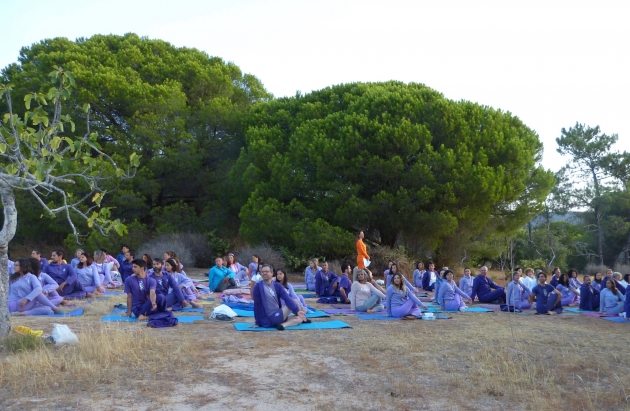 Semana Intensiva do Yoga - 2019 - Quinta da Calma, Algarve
