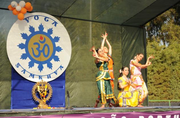 Présentations du Shiva Rája