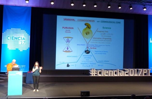 Encontro com a Ciência e Tecnologia em Portugal - 2017, Julho 3 a 5