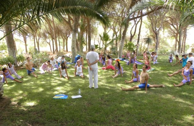 Intensive Yoga Week - 2009 - Quinta da Calma, Algarve