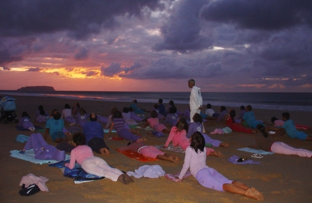 Encontro Internacional do Yoga - 2006 - Porto Santo, Portugal