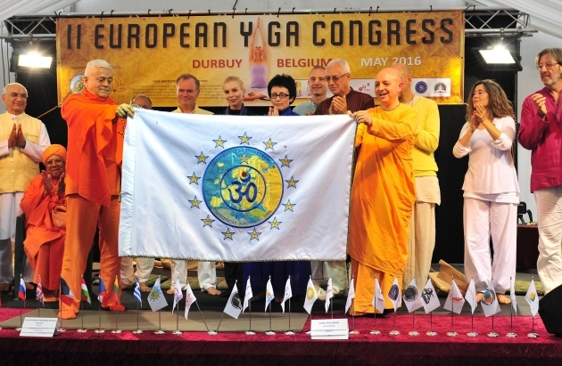 2º Congreso Europeo del Yoga - 2016 - Radhadesh, Bélgica