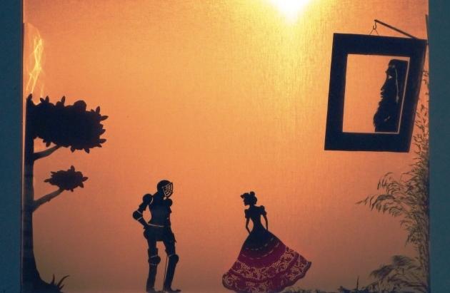 'O Cavaleiro da Armadura Enferrujada' - 2014