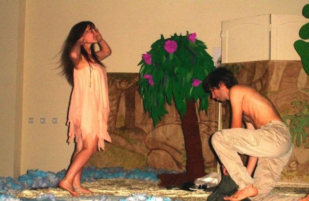 'Elfanel e o Homem que Voa' - 2008