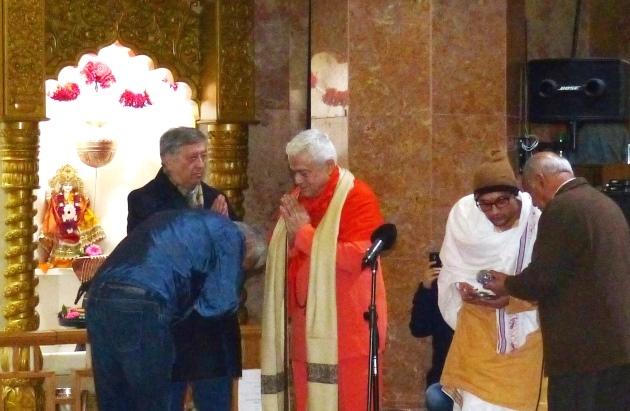 Confederación Portuguesa del Yoga en la Comunidad Hindu de Portugal