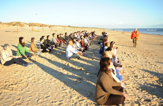 Yoga National Meeting - Monte Gordo - 2012, November, 16 to 18