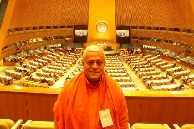 ONU oficializou Dia Internacional do Yoga