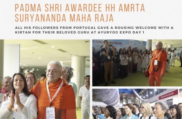 AYURYOGA Expo - India, Greater Noida - 2019, novembre, 7 à 10