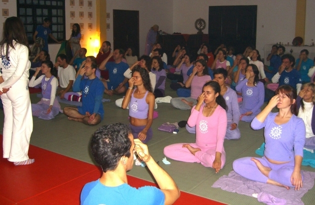 Yoga National Meeting - Sortelha - 2010, November, 12 to 14
