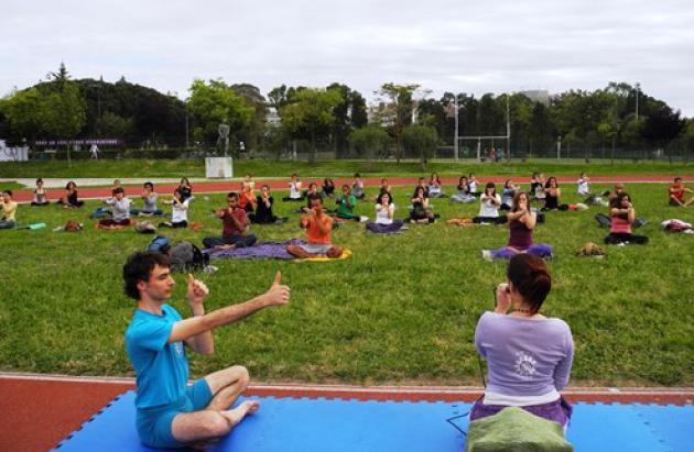Yoga e Exames sem Stress 2013