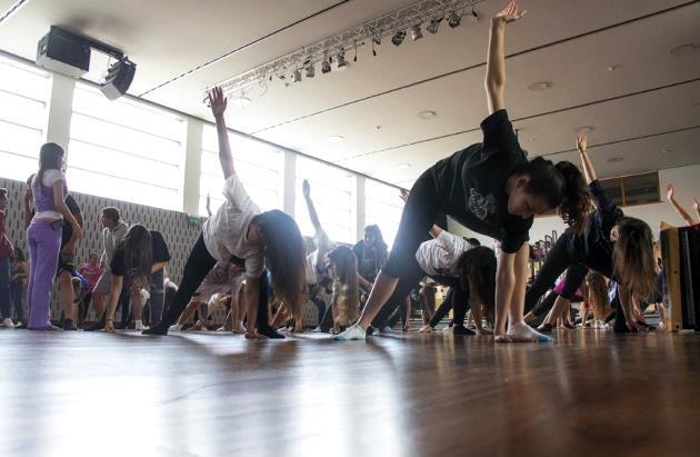 Yoga e Exames sem stress 2016