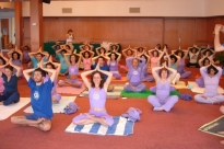 1st Iberian Yoga Meeting - 2007 - La Manga del Mar Menor, Spain