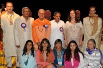 Yoga Sangam, International Yoga Conference - Palo Alto, San Francisco, Californie - 2012, septembre