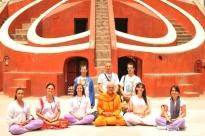 Jantar Mantar, Dillí, Índia - 2011, Abril